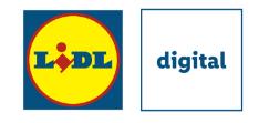 Unternehmens-Logo von Lidl Digital International GmbH & Co. KG