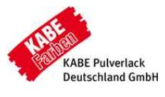 Unternehmens-Logo von KABE Pulverlack Deutschland GmbH
