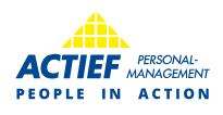 Unternehmens-Logo von ACTIEF Personalmanagement